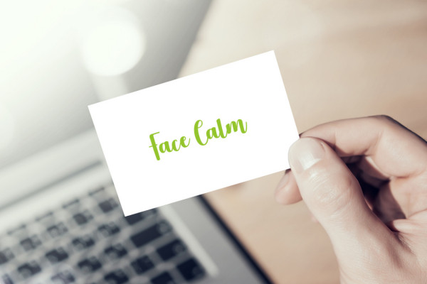 Sample branding #3 for Facecalm