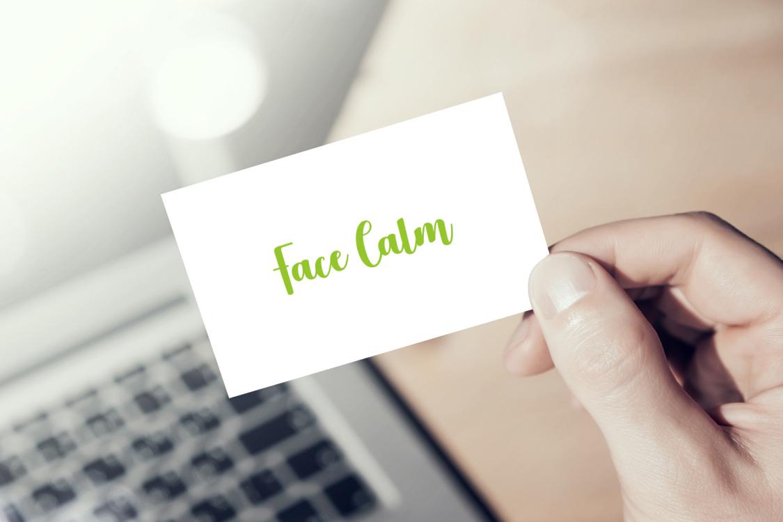 Sample branding #1 for Facecalm