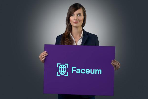 Sample branding #3 for Faceum