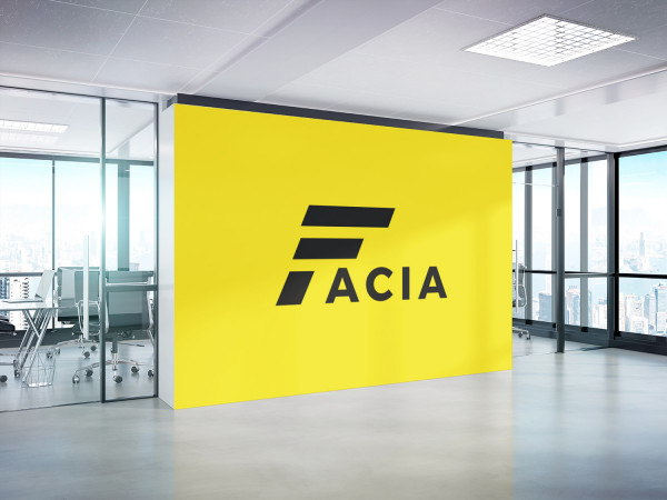Sample branding #3 for Facia