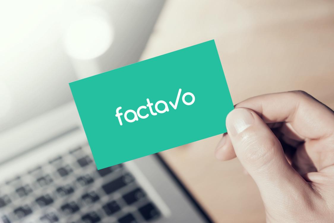 Sample branding #1 for Factavo
