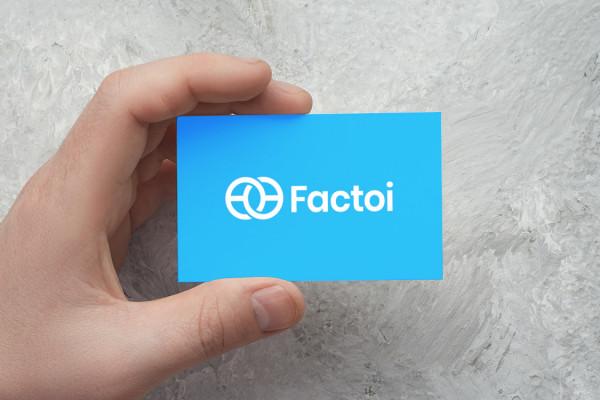 Sample branding #1 for Factoi
