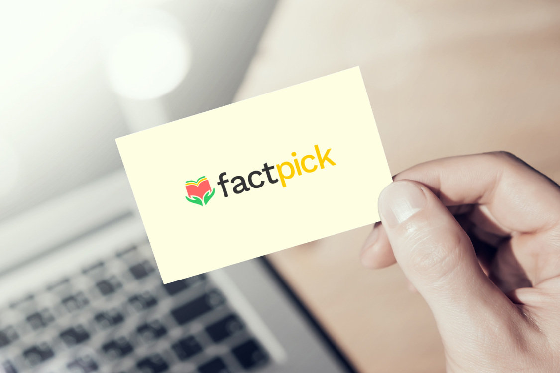Sample branding #3 for Factpick