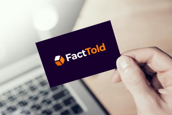 Sample branding #3 for Facttold