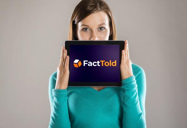 Sample branding #1 for Facttold