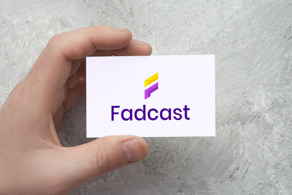 Sample branding #1 for Fadcast