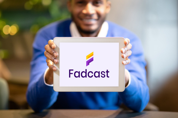 Sample branding #2 for Fadcast