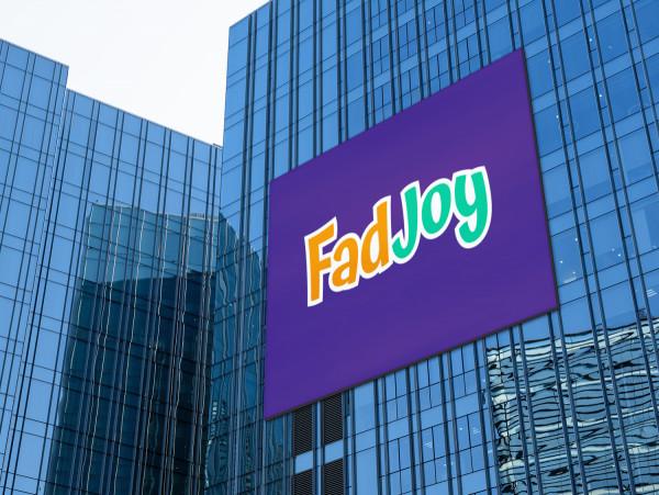 Sample branding #2 for Fadjoy