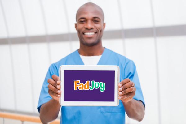Sample branding #1 for Fadjoy