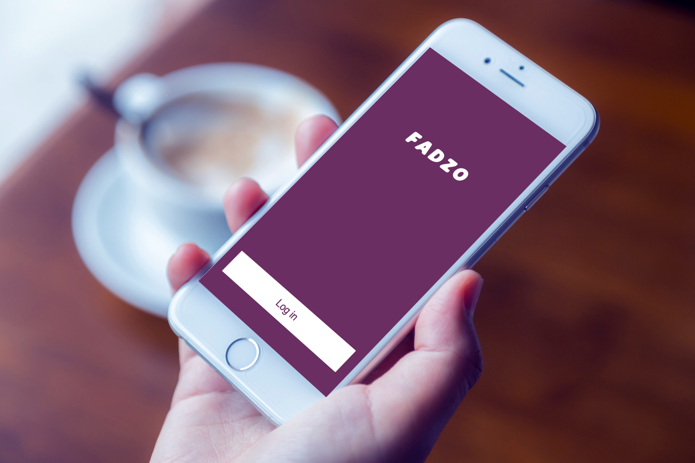 Sample branding #3 for Fadzo