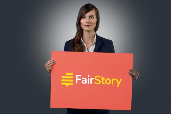 Sample branding #2 for Fairstory