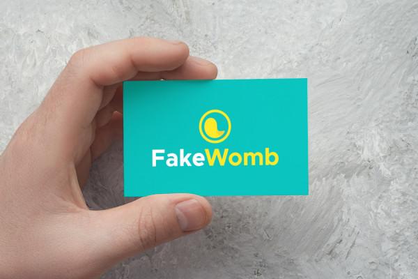 Sample branding #2 for Fakewomb