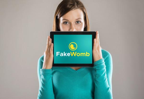 Sample branding #3 for Fakewomb