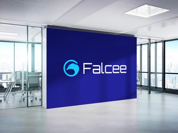 Sample branding #1 for Falcee