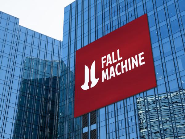 Sample branding #1 for Fallmachine