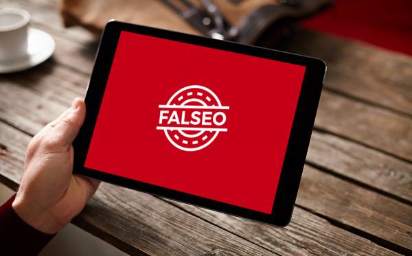 Sample branding #1 for Falseo
