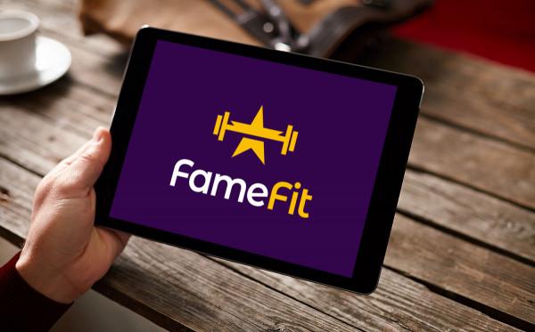 Sample branding #1 for Famefit