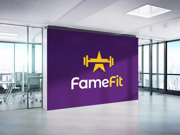 Sample branding #2 for Famefit