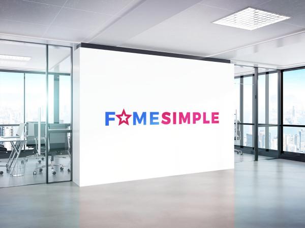 Sample branding #3 for Famesimple