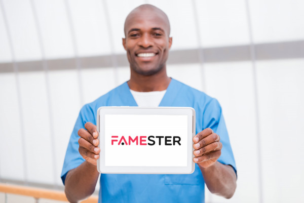 Sample branding #1 for Famester