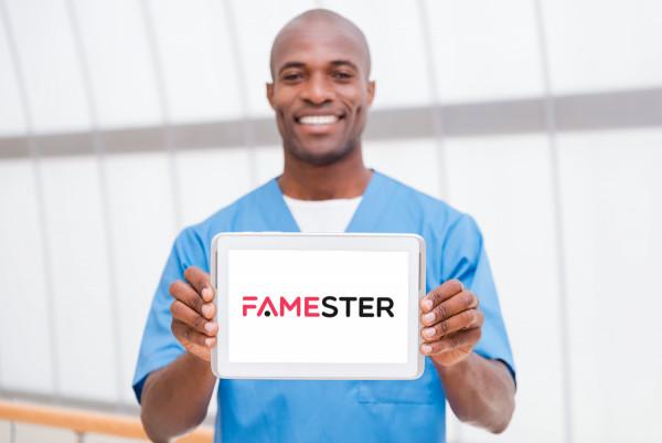 Sample branding #1 for Famester