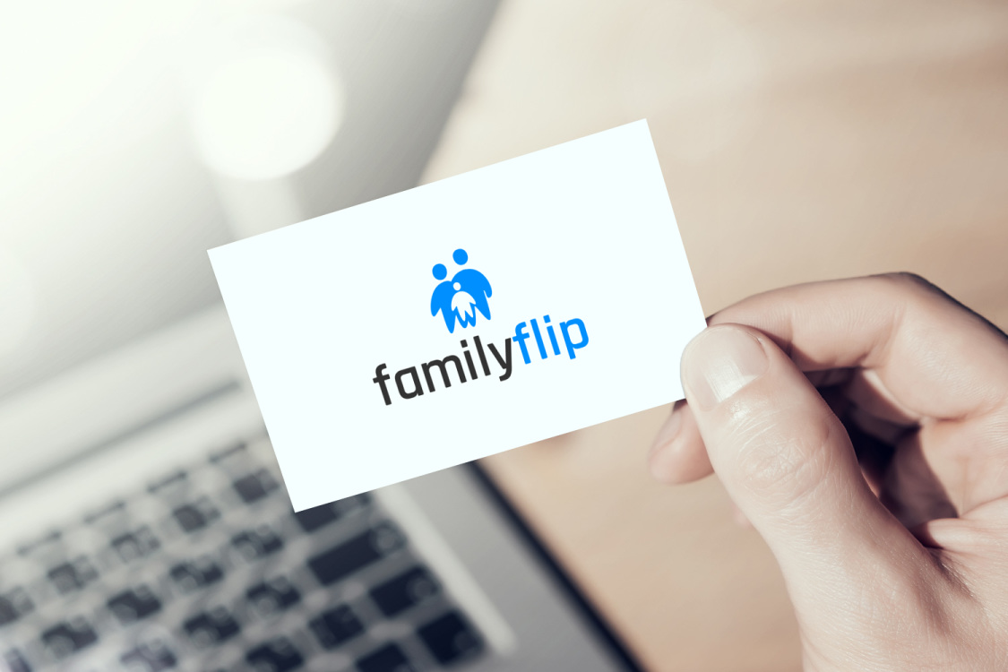 Sample branding #2 for Familyflip