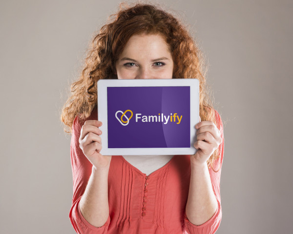 Sample branding #3 for Familyify