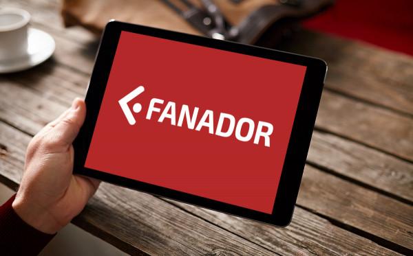 Sample branding #1 for Fanador