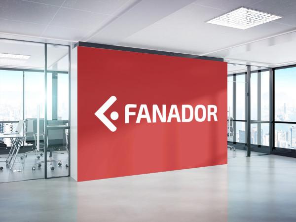 Sample branding #3 for Fanador