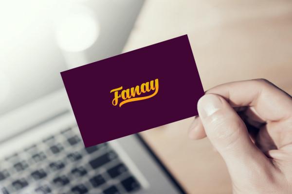 Sample branding #1 for Fanay