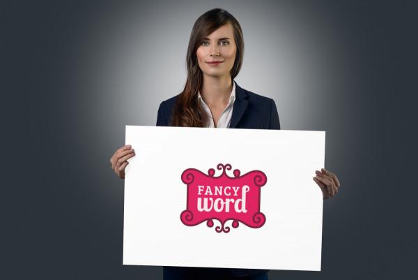 Sample branding #3 for Fancyword