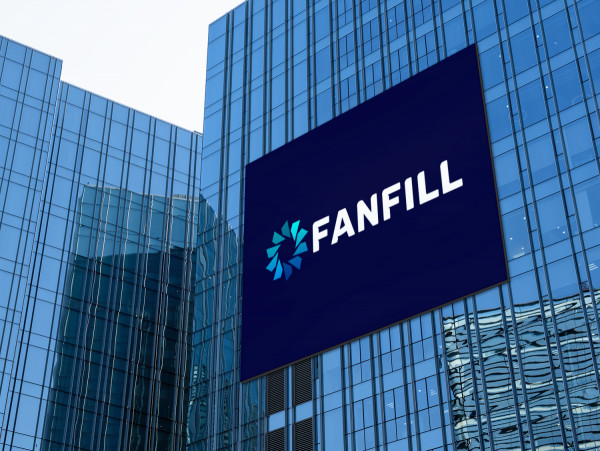 Sample branding #3 for Fanfill