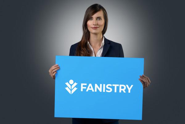 Sample branding #1 for Fanistry