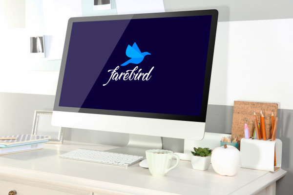 Sample branding #3 for Farebird