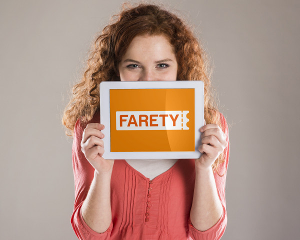 Sample branding #3 for Farety