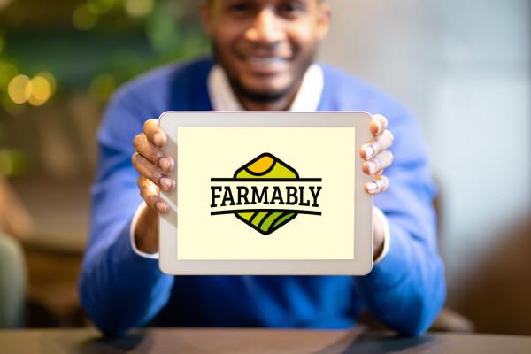 Sample branding #3 for Farmably