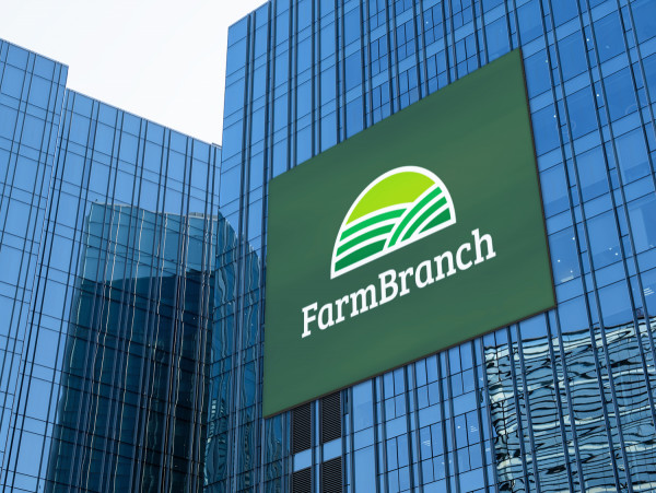 Sample branding #2 for Farmbranch