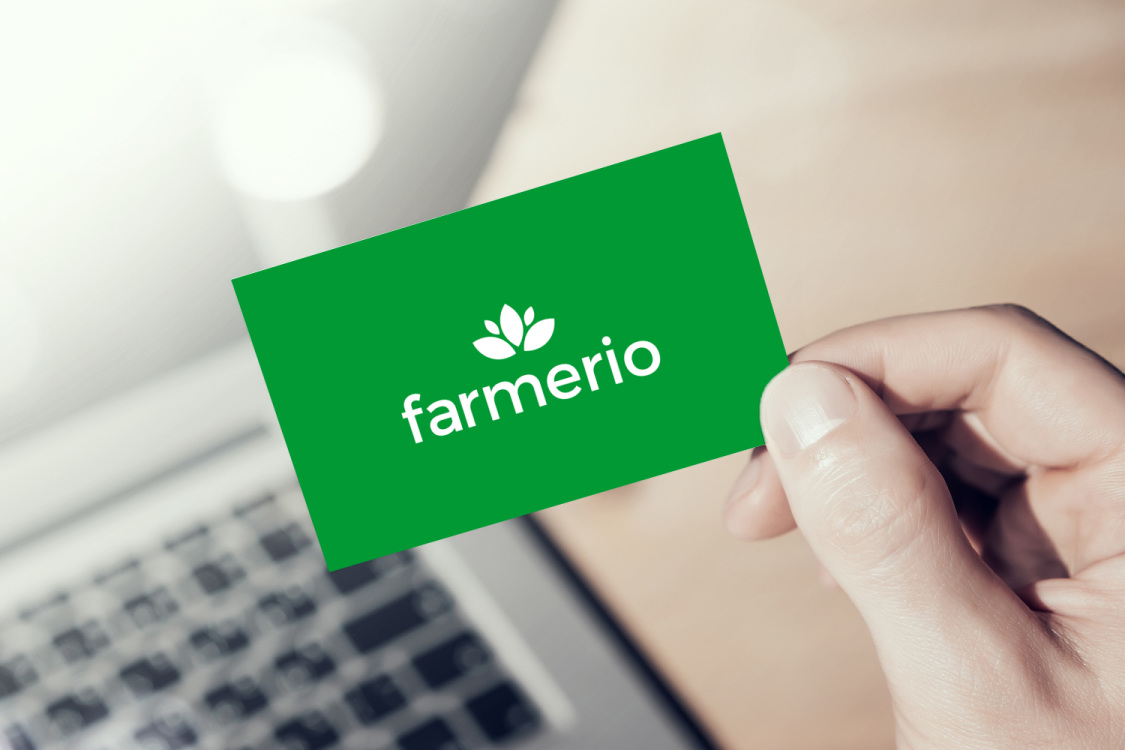 Sample branding #1 for Farmerio