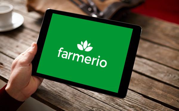 Sample branding #2 for Farmerio
