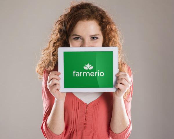 Sample branding #1 for Farmerio