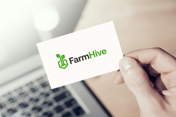Sample branding #1 for Farmhive