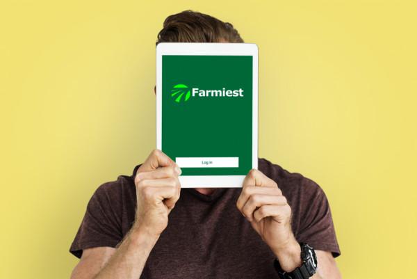 Sample branding #2 for Farmiest