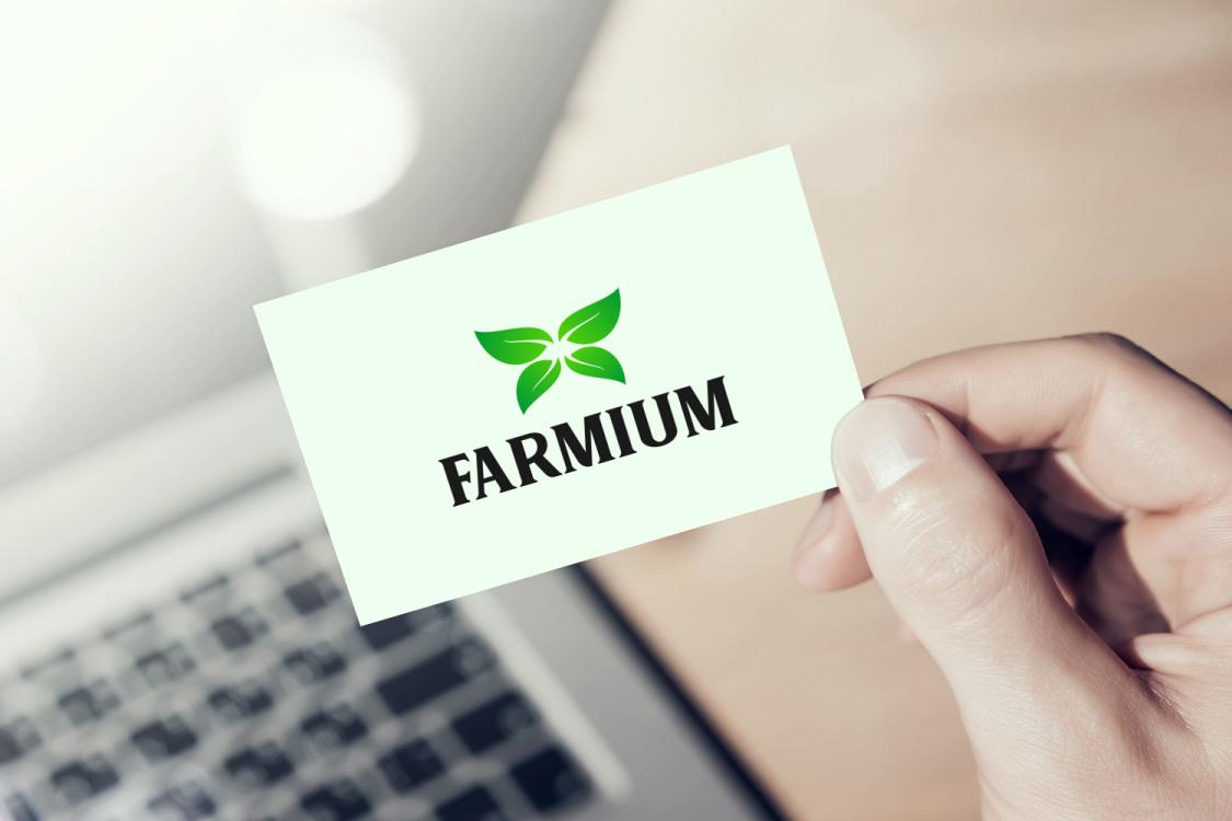 Sample branding #1 for Farmium
