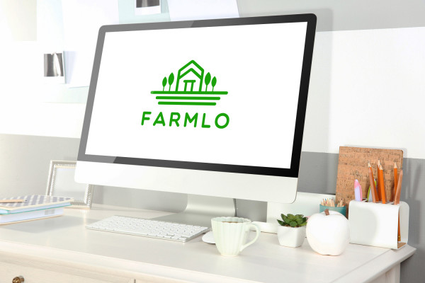 Sample branding #3 for Farmlo