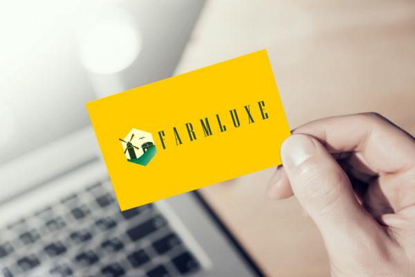 Sample branding #1 for Farmluxe