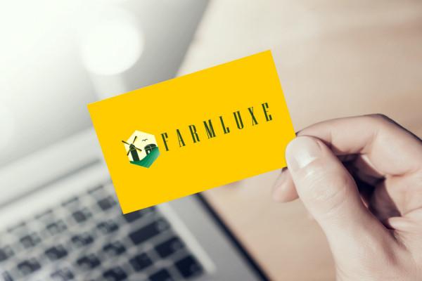 Sample branding #3 for Farmluxe