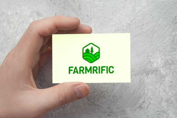 Sample branding #3 for Farmrific
