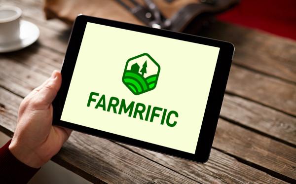 Sample branding #2 for Farmrific