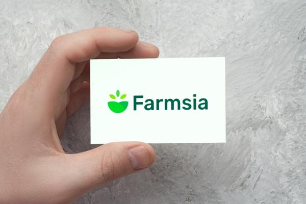 Sample branding #1 for Farmsia