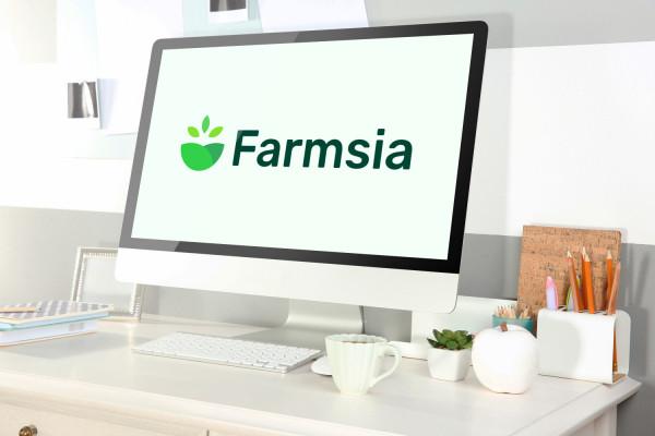 Sample branding #3 for Farmsia